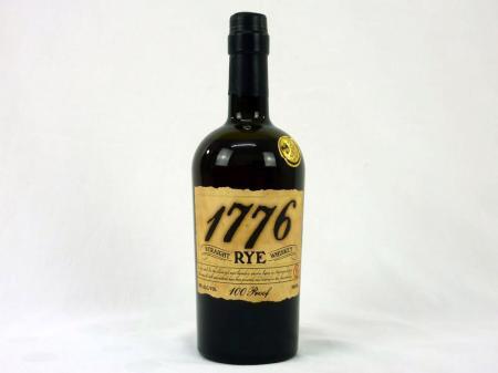 1776 Bourbon Rye Whiskey 50% 0,7 L