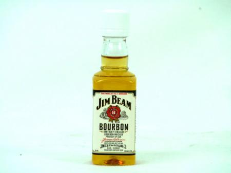 Jim Beam Kentucky Straight Bourbon 40% 0,05L