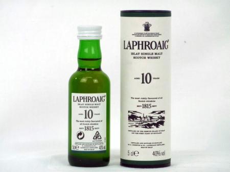 Laphroaig 10 Years 40% 0,05L