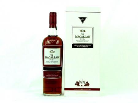 The Macallan Ruby Highland Single Malt 43% 0,7L