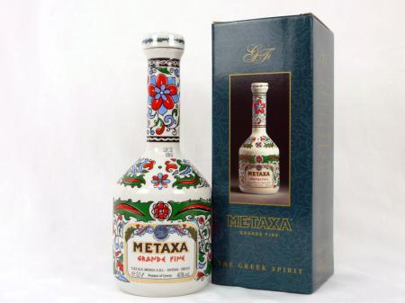 Metaxa Grande Fine in Keramikflasche 40% 0,7L