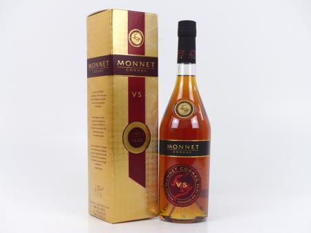 Monnet Cognac VS The Genuine Monnet 40% 0,7L