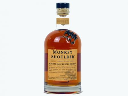 Monkey Shoulder Blended Malt 40% 0,7L