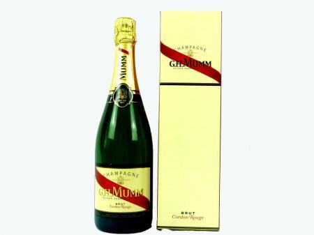 Mumm Cordon Rouge Champagner 12% 0,75L