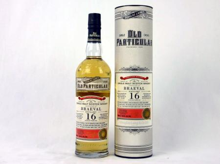 Braeval 16 Years OLD PARTICULAR Single Casks 48,4% 0,7L
