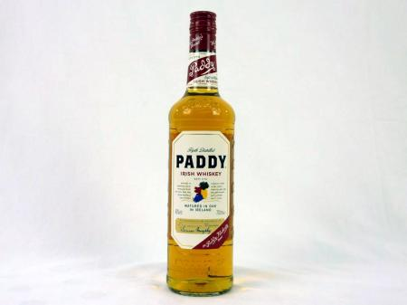Paddy Irish Whiskey 40% 0,7L