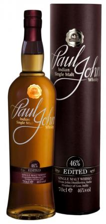 Paul John Edited Single Malt Whisky 46% 0,7L