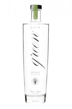 Pure Green Organic Vodka 40% 0,7L