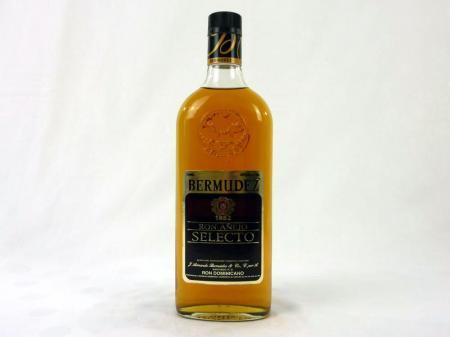 Bermudez Anejo Rum 40% 0,7L