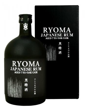 Ryoma 7 Years Old Japanese Rum 40% 0,7L