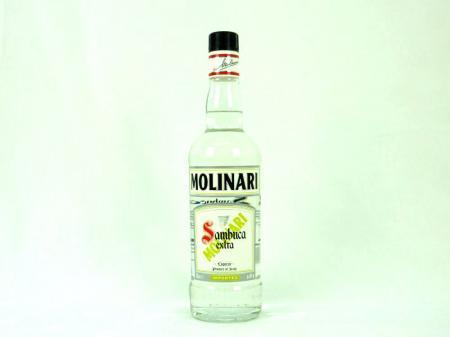 Molinari Sambuca 40% 0,7L