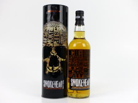 Smokehead Whisky Islay Single Malt 43% 0,7L