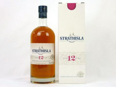 Strathisla 12 Years Old Speyside Single Malt 40% 0,7L