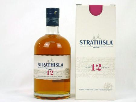 Strathisla 12 Years Old Speyside Single Malt 40% 1,0L
