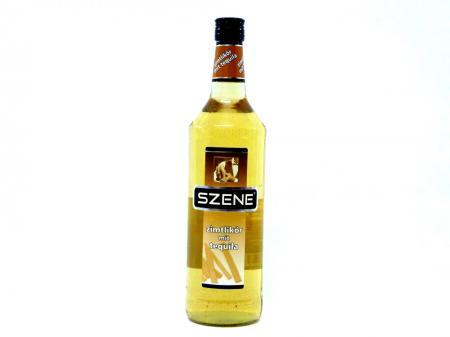 Szene Zimtlikör mit Tequila 25% 1L