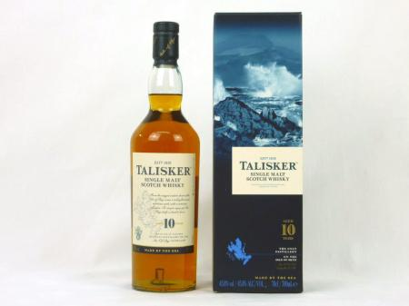 Talisker 10 Years Single Malt Scotch Whisky 45,8% 0,7L