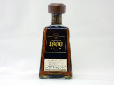 Cuervo 1800 Reserva Anejo 38% 0,7L