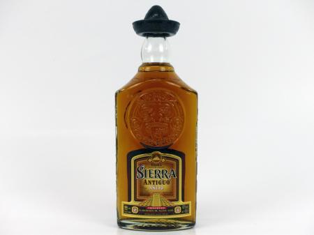 Sierra Antiguo Anejo 40% 0,7L