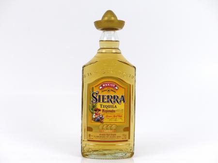 Sierra Gold Tequila Reposado 38% 0,7L
