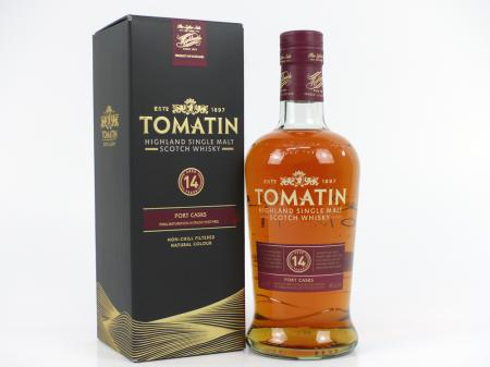Tomatin 14 Years Old Highland Single Malt 46% 0,7L