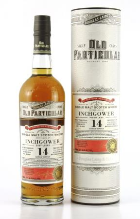 Old Particular Inchgower 14 Jahre Single Cask 48,4% 0,7L