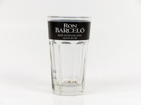 Rum Barcelo Glas (1 Stck.)