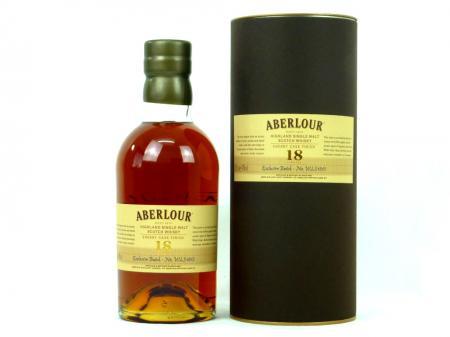 Aberlour Sherry Finish 18 YO Highland Malt Whisky 43% 0,7L