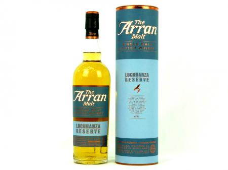 Arran Lochranza Reserve Highland Single Malt Whisky 43% 0,7L
