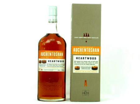 Auchentoshan Heartwood Lowland Single Malt 43% 1,0L