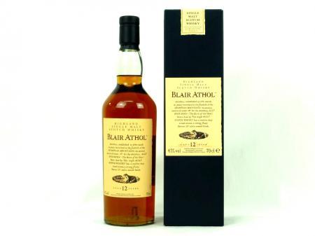 Blair Athol 12 Years Old Highland Single Malt 43% 0,7L