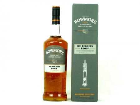 Bowmore 100 Degrees Islay Single Malt 57,1% 1,0L