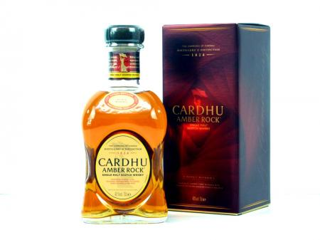 Cardhu Amber Rock Speyside Single Malt 40% 0,7L