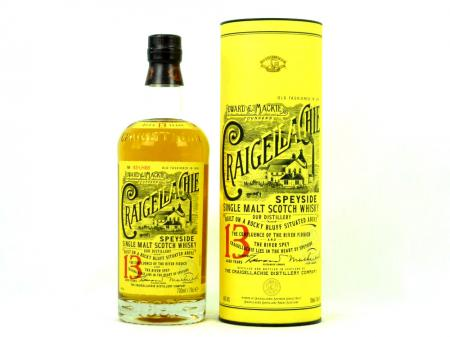 Craigellachie 13 Years Old Highland Single Malt 46% 0,7L