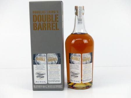 Ardbeg & Craigellachie Double Barrel 46% 0,7L