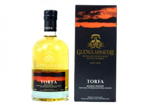 Glenglassaugh Torfa Single Malt Scotch Whisky 50% 0,7L