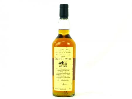 Inchgower 14 Years Old Speyside Single Malt 43% 0,7L