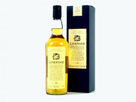 Linkwood 12 Jahre Speyside Single Malt 43% 0,7L
