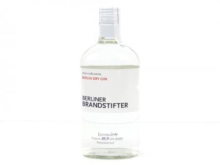Berliner Brandstifter Gin aus Deutschland 43,3% 0,7L