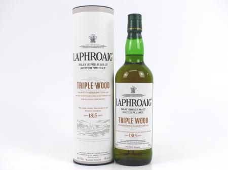 Laphroaig Triple Wood Islay Single Malt 48% 0,7L