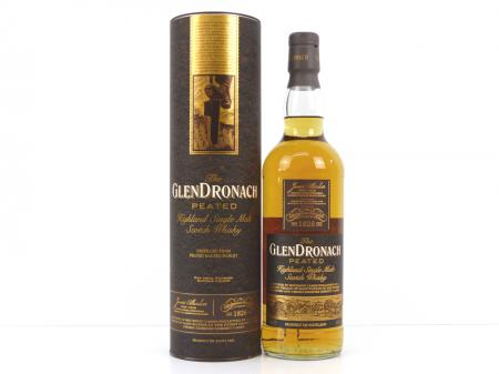 Glendronach Peated Single Malt Scotch Whisky 46% 0,7L