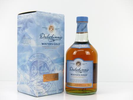 Dalwhinnie Winter's Gold Highland Single Malt 43% 0,7L