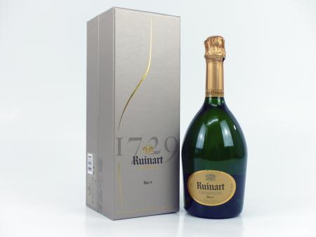 R de Ruinart Brut Champagner Geschenkpackung 12% 0,75L