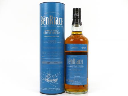 BenRiach 1999 Cask #5043 Batch 13 !Limitiert! 56,4% 0,7L