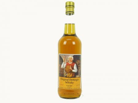 Original Dettinger Whisky 40% 0,7L