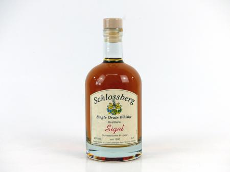Schlossberg Single Grain Whisky 40% 0,5L