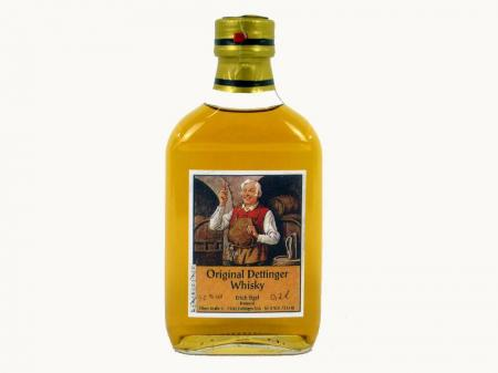 Original Dettinger Whisky 40% 0,2L